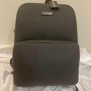 Michael Kors Jet Set MK Logo Men's Backpack